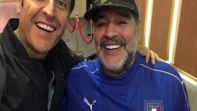 Photo de « Maradona ne voulait plus vivre à cause de problèmes familiaux », son manager fait des révélations