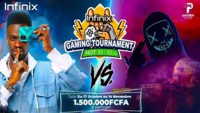 Photo de INFINIX HOT 10 GAMING TOUR, premier tournoi de jeux vidéo sur mobile en Afrique