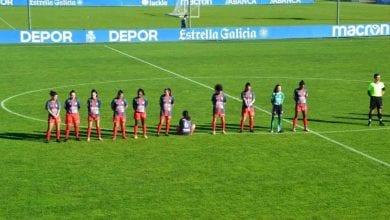 Photo de Espagne/ Elle refuse de rendre hommage à Maradona, son équipe est battue 10 à 0