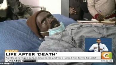 Photo de Kenya/ Un homme déclaré mort se réveille et pleure à l'hôpital