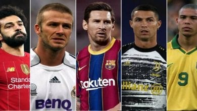 Photo de Découvrez les 28 footballeurs nominés pour le prix du joueur du siècle