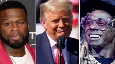 Photo de 50 Cent dévoile la raison pour laquelle Lil Wayne a soutenu Trump