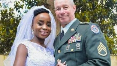 Photo de Une Kényane se marie avec un Américain à cause d'un repas qu'elle a publié sur Facebook