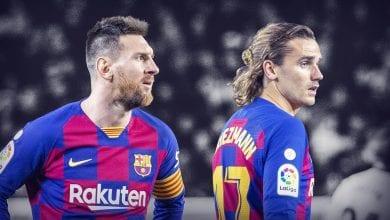 """Photo de Barça : """"Messi est responsable des difficultés de Griezmann,"""" selon un proche du français"""