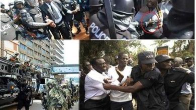 Photo de Le ministre ougandais de la Sécurité aux manifestants : « La police a le droit de tirer sur vous et vous tuer »