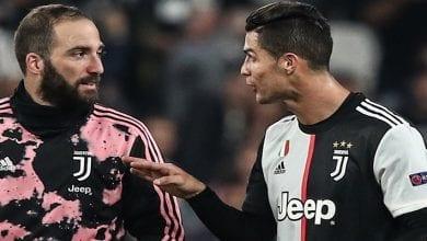 Photo de Higuain snobe Cristiano Ronaldo : « Actuellement, ce sont les 3 meilleurs attaquants de la planète »