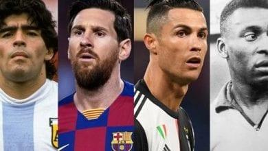 Photo de Top 20 des meilleurs joueurs de l'histoire du football