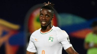 Photo de L'international ivoirien Wilfried Zaha testé positif au coronavirus
