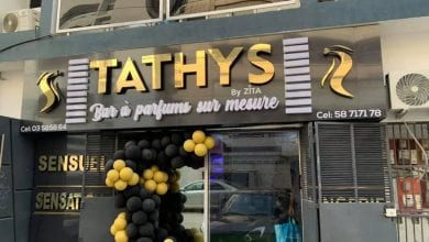 Photo de Abidjan/Cocody : Inauguration de la boutique TATHYS, bar à parfum sur mesure by Zita