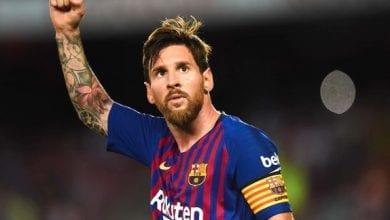 Photo de Messi devient le 4e sportif milliardaire, devançant Ronaldo dans ses revenus annuels