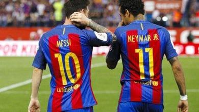 Photo de Barça/retrouvailles Messi-Neymar : l'Argentin n'y croit pas