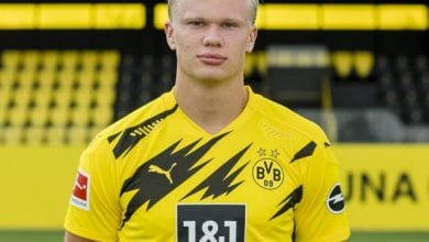 """Photo de """"Haaland ne jouera plus pour le Borussia Dortmund,"""" selon une légende allemande"""