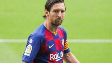"""Photo de Lionel Messi: """"le Barça va très mal"""""""