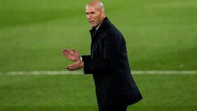 """Photo de Real Madrid / Zidane : """"Notre victoire est méritée, et la première place aussi"""""""