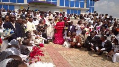 Photo de Nigeria: Incroyable, 200 couples se marient lors d'une cérémonie de mariage de masse-Photos