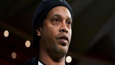 Photo de Ronaldinho : une autre mauvaise nouvelle pour le Brésilien après sa sortie de prison