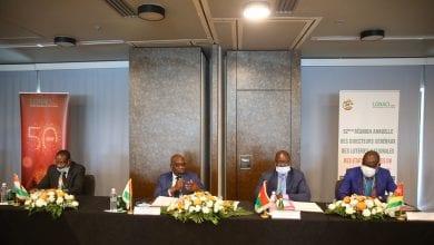 Photo de Loterie Nationale: bilan de la 52ème réunion annuelle des directeurs généraux des États membres du conseil de l'entente