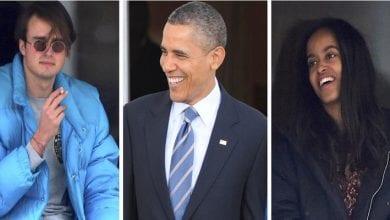 Photo de «Je n'avais aucune envie de l'aimer» : Barack Obama raconte son confinement avec le petit ami de sa fille
