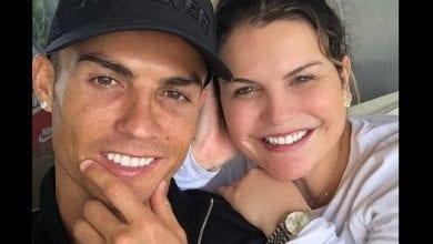 Photo de La sœur de Ronaldo se moque de Messi après la victoire de la Juve face au Barça (Photo)