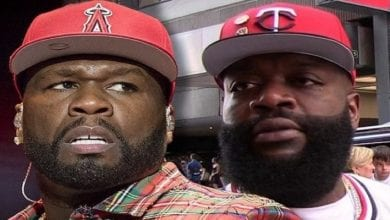 Photo de People : Rick Ross clashe sévèrement 50 Cent