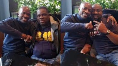 Photo de Depuis La Haye / Blé Goudé raconte ce que Yodé et Siro lui ont fait à cause d'Alassane Ouattara