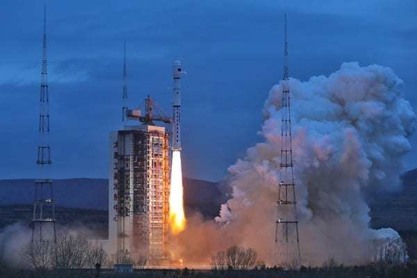 Ethiopia-satelitte