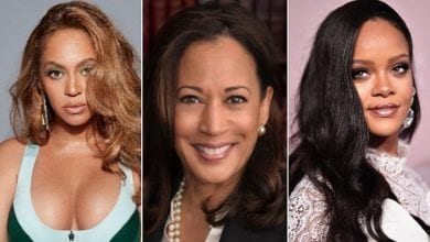 Photo de Kamala Harris, Beyoncé et Rihanna sur la liste Forbes des femmes les plus puissantes de l'année 2020
