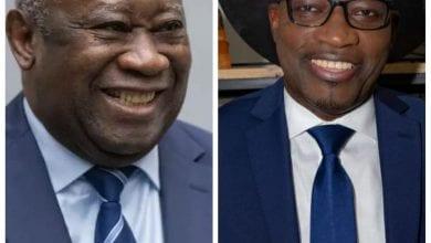 Photo de Côte d'Ivoire/ Après la remise de son passeport: Ce que Gbagbo a fait à Blé Goudé