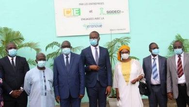 Photo de Côte d'Ivoire / Rénovation du groupe scolaire Front Lagunaire : un engagement de la CIE, SODECI et la Fondation ERANOVE