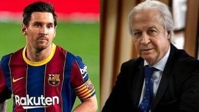 Photo de «Barcelone serait financièrement mieux sans Messi», le président par intérim tacle l'Argentin