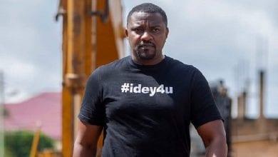 Photo de Élections au Ghana: mauvaise nouvelle pour l'acteur John Dumelo