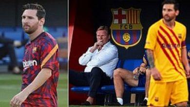 """Photo de """"Nous ne reverrons plus jamais un joueur comme Messi"""""""