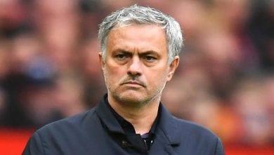 """Photo de Angleterre-Football/ José Mourinho tacle ses joueurs: """"Sans ces deux, nous aurions sans doute perdu"""""""