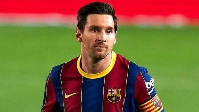 Photo de Lionel Messi : « Il m'est impossible de signer dans ces 2 clubs »