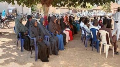 Photo de Nigeria: des musulmans visitent une église et y célèbrent la Noël avec les chrétiens