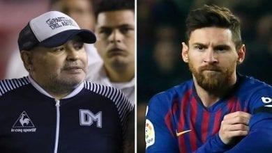 Photo de Lionel Messi reçoit un message fort après son hommage à Maradona !