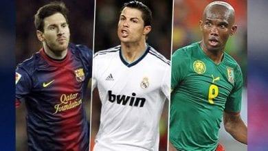 Photo de Le célèbre trophée gagné par Eto'o, Drogba et Ronaldo que Lionel Messi n'a pas encore soulevé