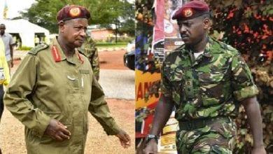 Photo de Ouganda: le président nomme de nouveau son fils à la tête des forces spéciales
