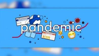 """Photo de Le mot """"Pandémie"""" nommé mot de l'année 2020"""