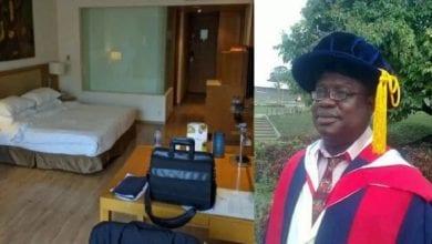 Photo de Nigeria: le recteur d'une université suspendu pour avoir installé un lit dans son bureau