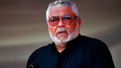 Photo de La date de l'inhumation de l'ex président ghanéen Jerry Rawlings révélée