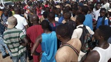 Photo de Côte d'Ivoire-Sassandra : le Maire fait bastonner un professeur, les élèves incendient sa résidence