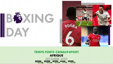 Photo de Sport : un programme spécial pour le mois de décembre sur CANAL+