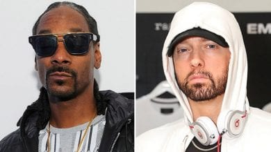 Photo de Après le clash avec Eminem, Snoop Dogg menace