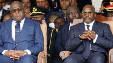 Photo de RDC/ Séparation actée entre les Présidents Tshisékédi et Kabila