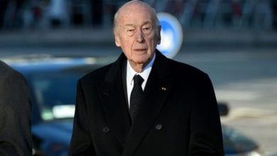 Photo de France/ Valery Giscard-d'Estaing est mort de la Covid-19