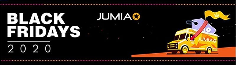 Jumia / Black Fridays 2020 : impression record pour  la MarketPlace