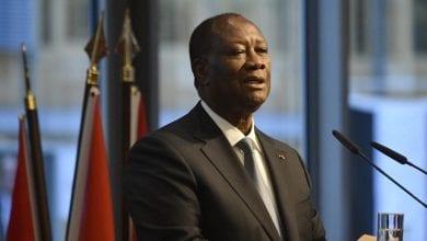 Photo de Côte d'Ivoire / Covid-19 : depuis la France, Ouattara lance une alerte générale