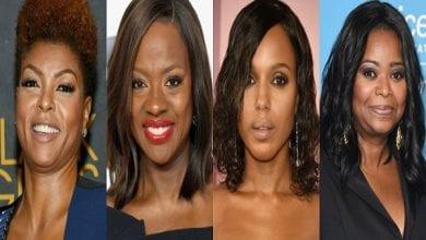 Photo de Voici 12 des actrices noires les mieux payées d'Hollywood (photos)