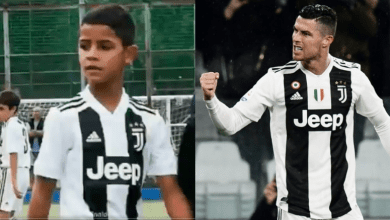 """Photo de Juventus/ Ronaldo sans pitié pour son fils : """"Je me bats avec lui quand il mange des chips"""""""